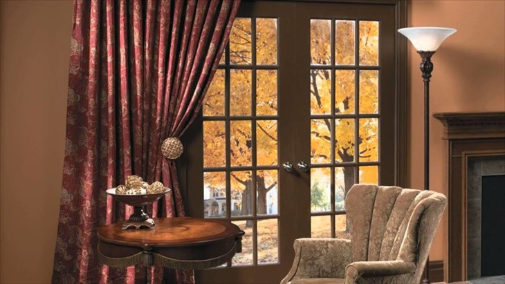 Curtains Or Blinds Elegant Sliding Glass Door Curtains